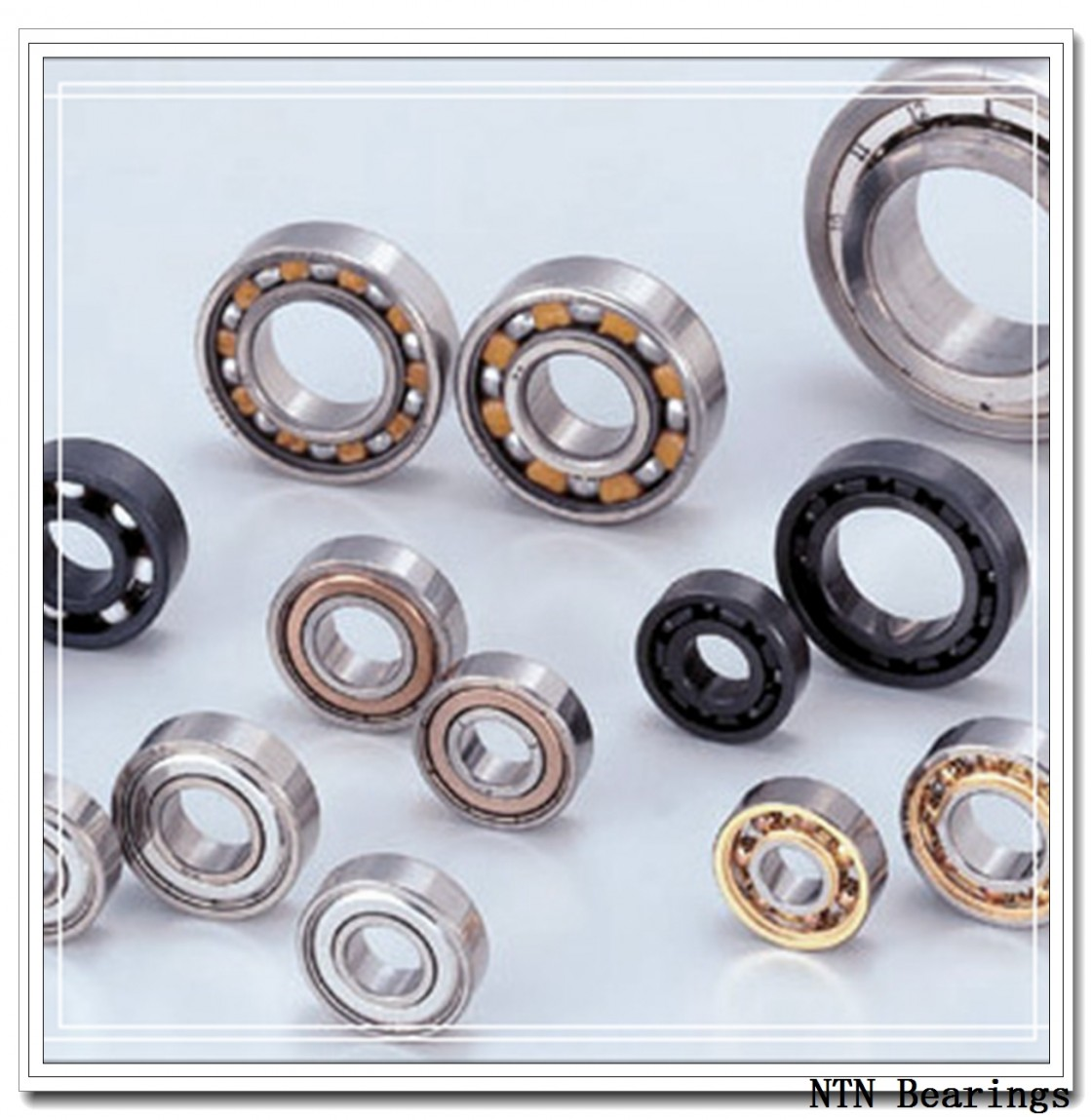 NTN 7313DT angular contact ball bearings