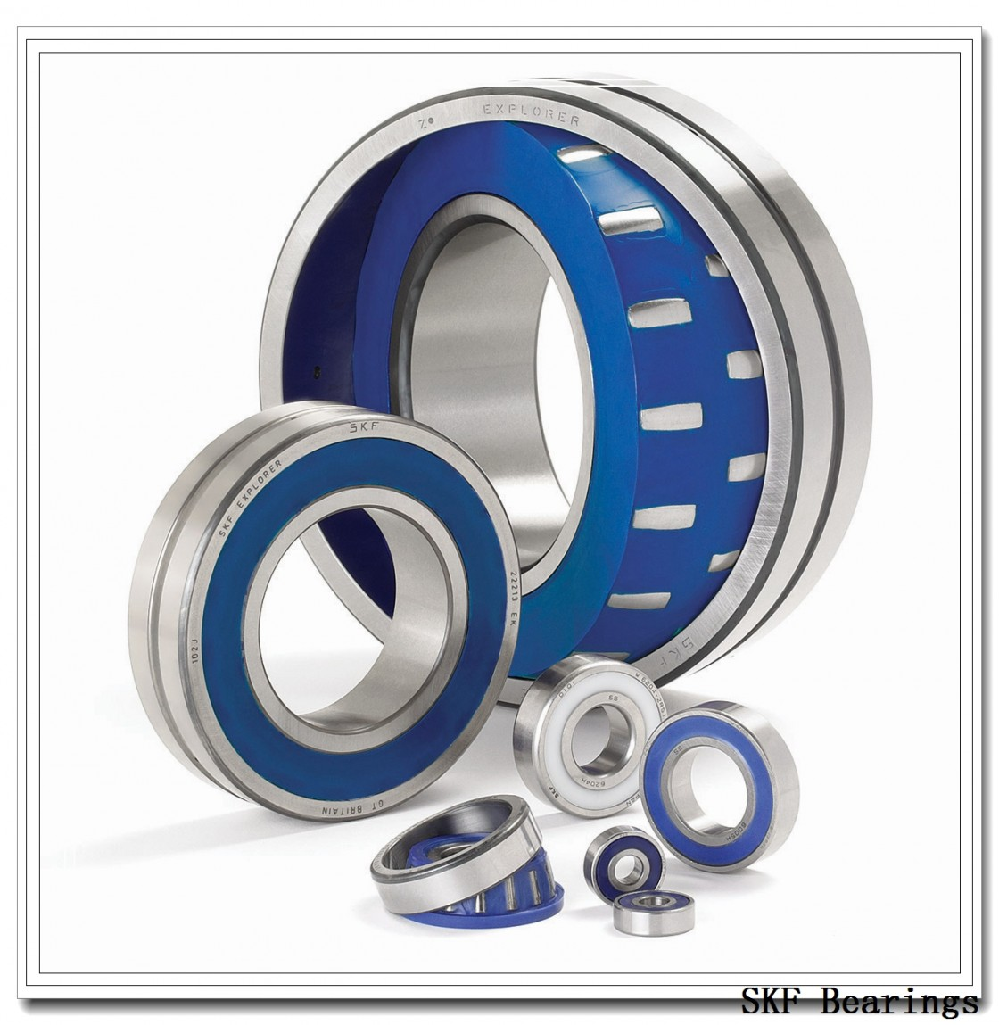 SKF NJ 2220 ECJ thrust ball bearings