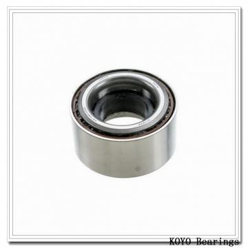 KOYO 3NCHAF007CA angular contact ball bearings