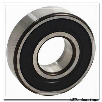 KOYO 6900Z deep groove ball bearings