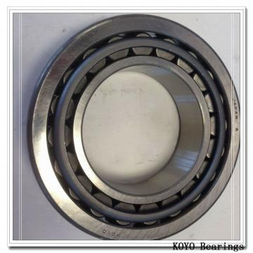 KOYO 22215RHRK spherical roller bearings