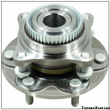 Toyana 3808 ZZ angular contact ball bearings