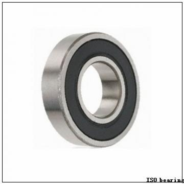 ISO 61910-2RS deep groove ball bearings